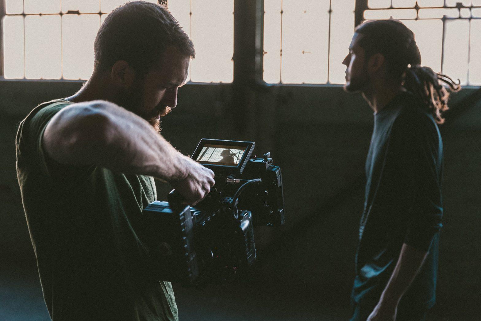Filmregissering